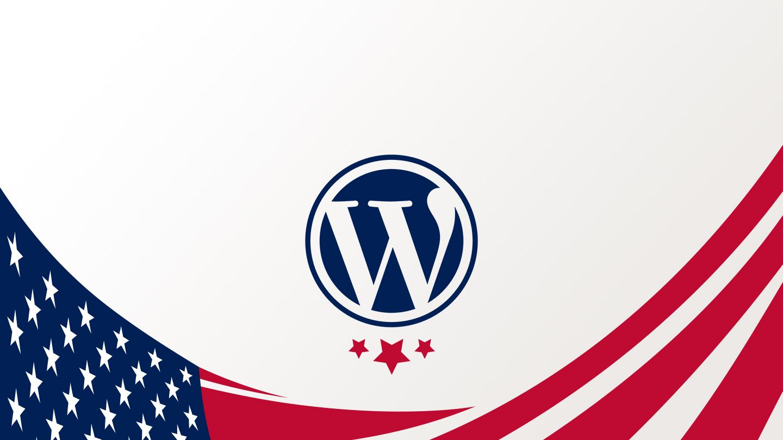 Site da Casa Branca em WordPress
