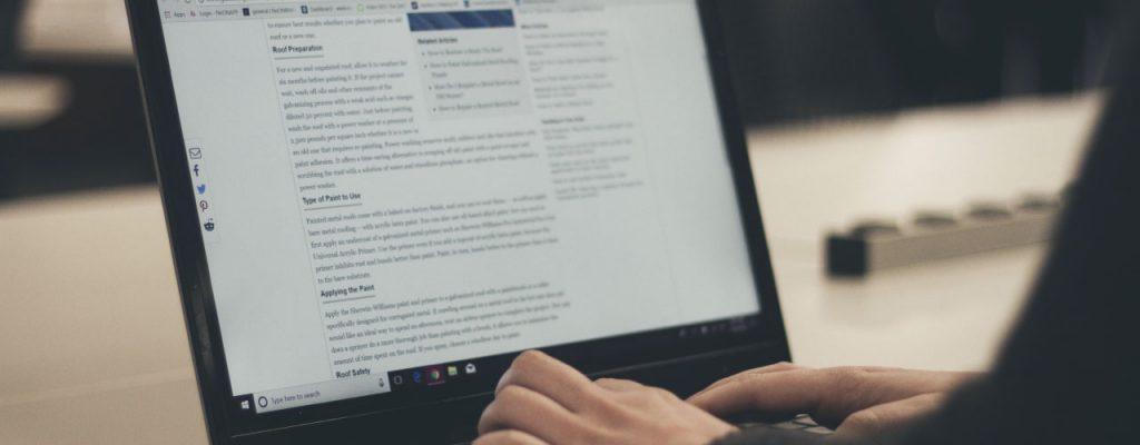 o que é blog?