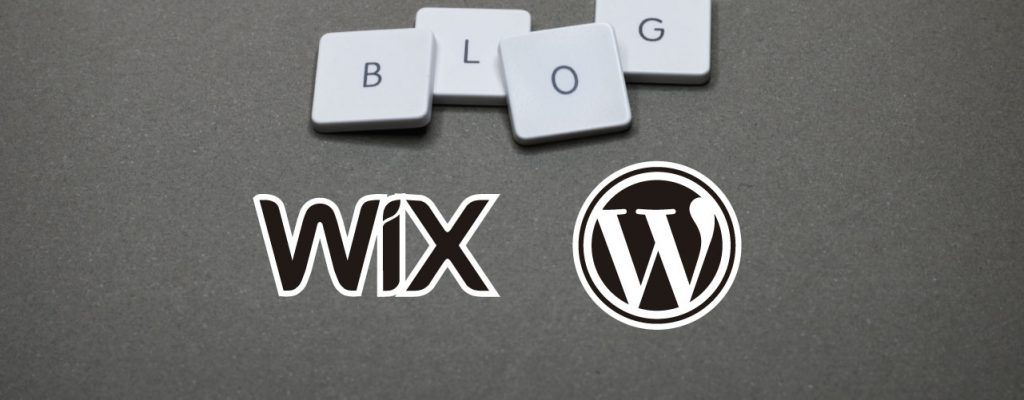 Wix ou WordPress para blog?