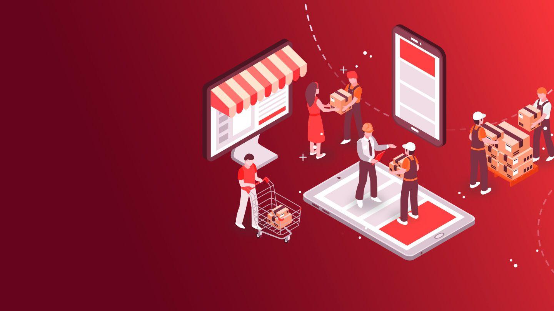 Cenário Favorável Para Criação de Supermercados Online